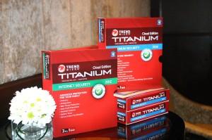 Trend Micro Titanium 2012