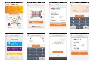 TrueMoney Wallet app