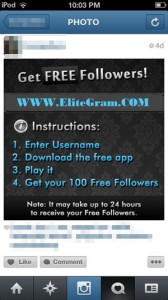 Get Free Follower Post on Instagram