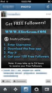 Get Free Follower Post on Instagram